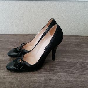4/10- Sergio Rossi Heels Size 38 (us 8)